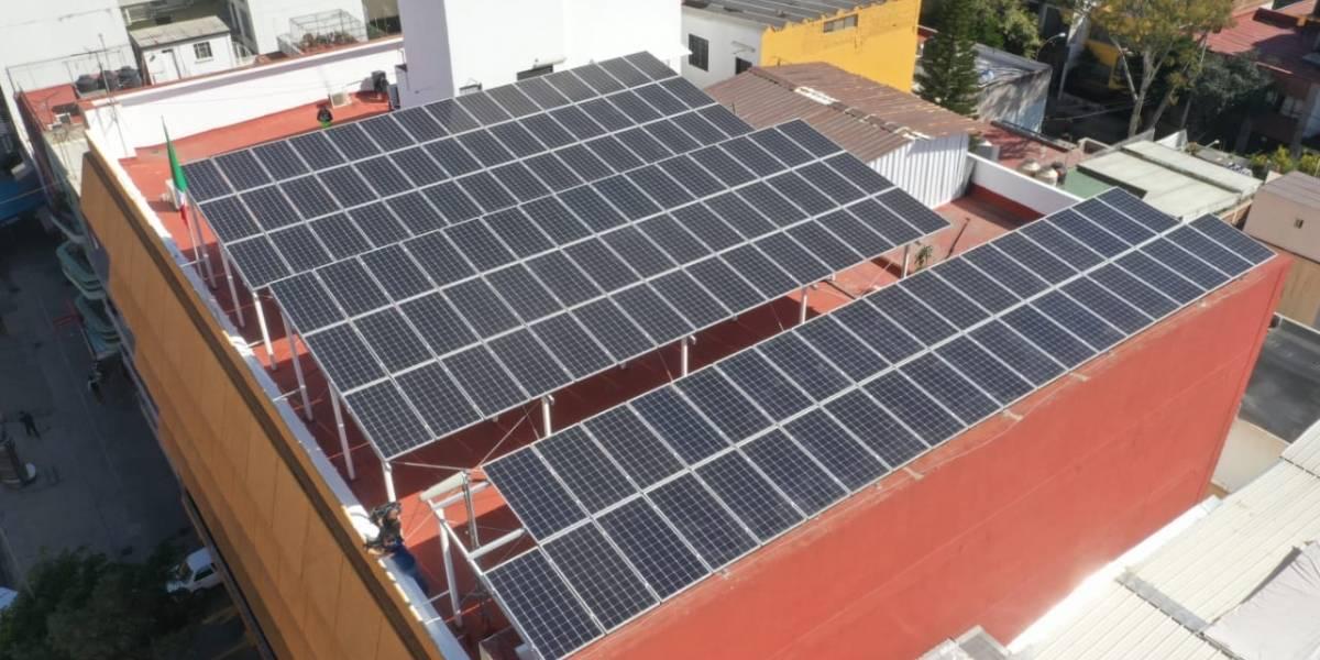 Invertirán mil mdp para colocar 300 techos solares fotovoltaicos