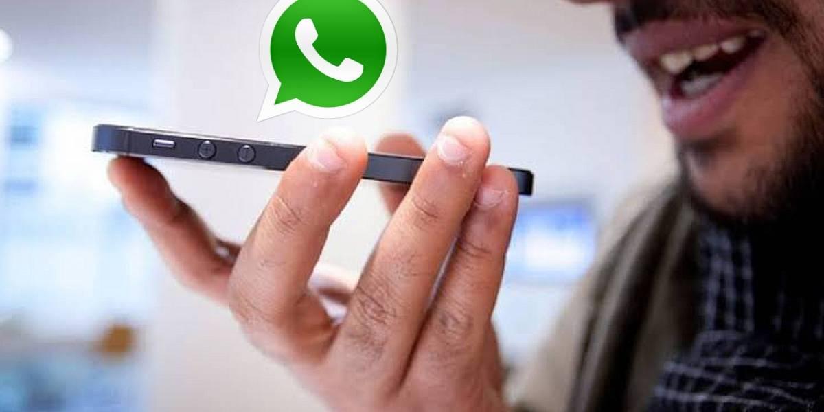 WhatsApp: Te decimos cómo modificar el audio de tus mensajes de voz
