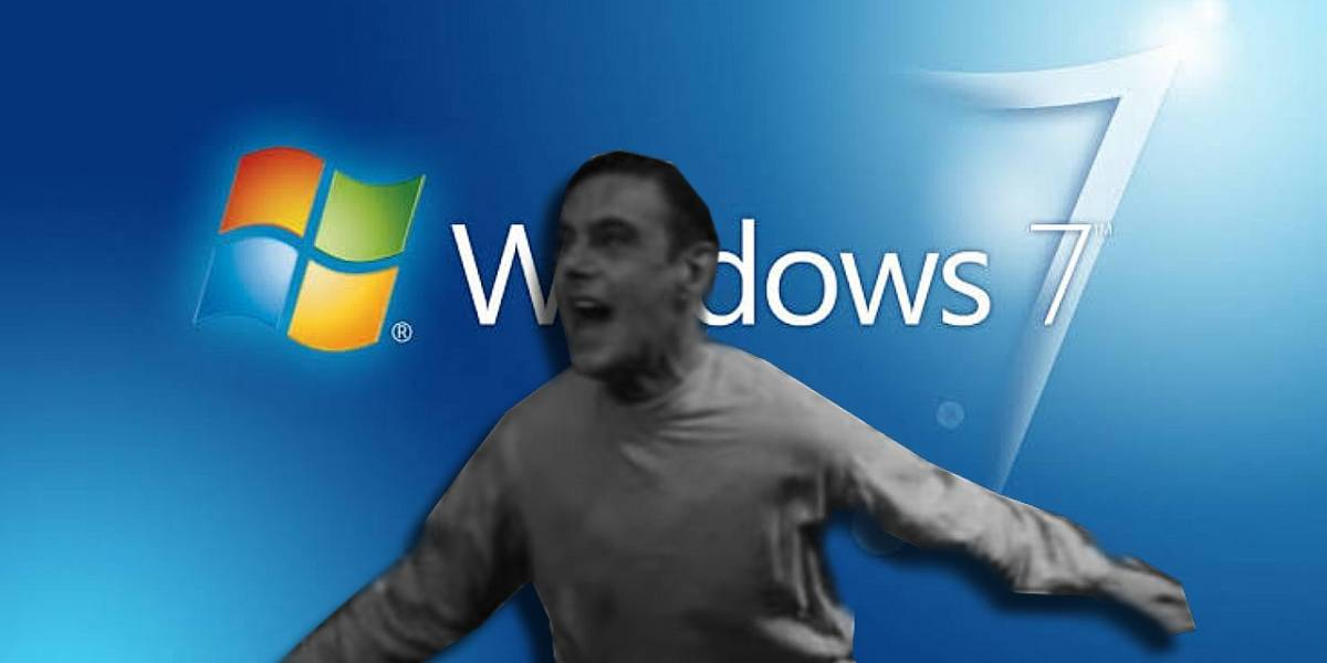 ¡Está vivo! Microsoft lanza una nueva actualización de Windows 7