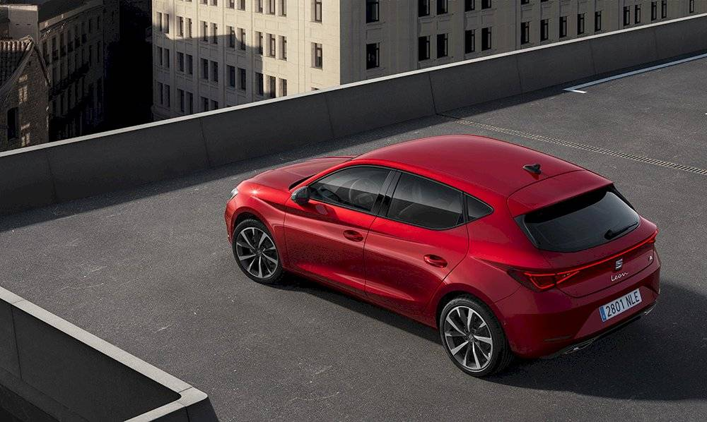 SEAT León 2021 fue presentado, descubre motores y más ...