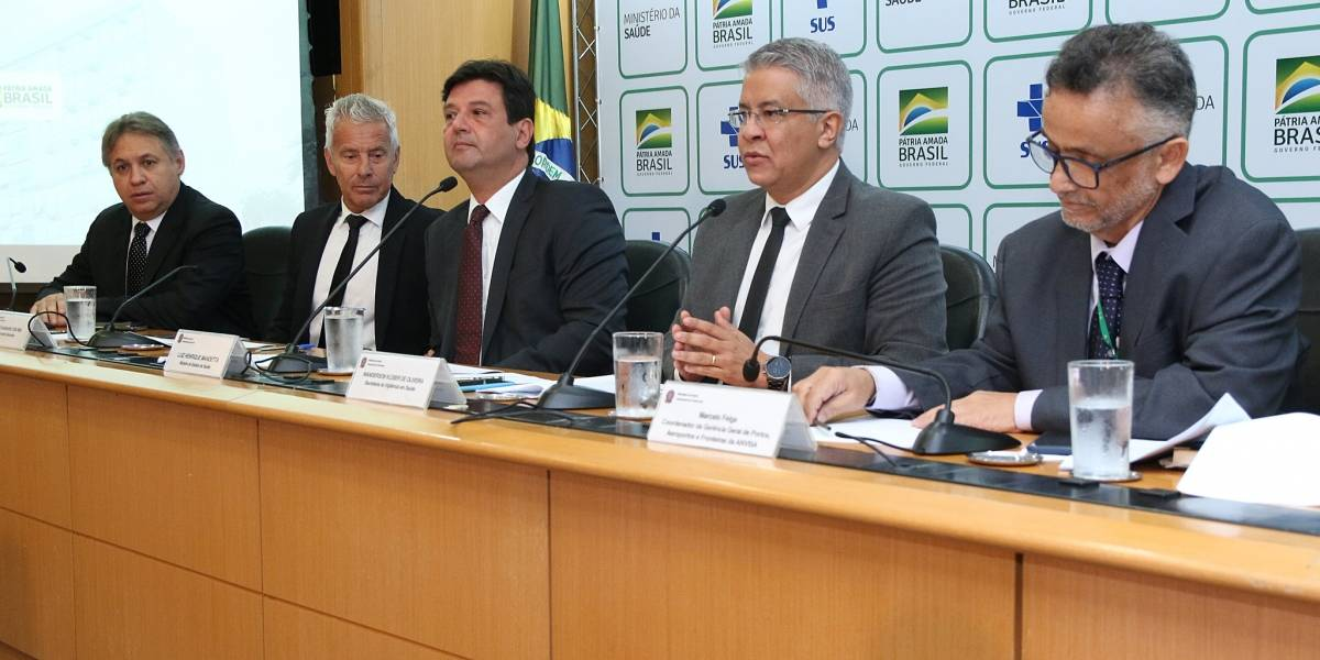 Coronavírus: Governo define regras para receber brasileiros da China