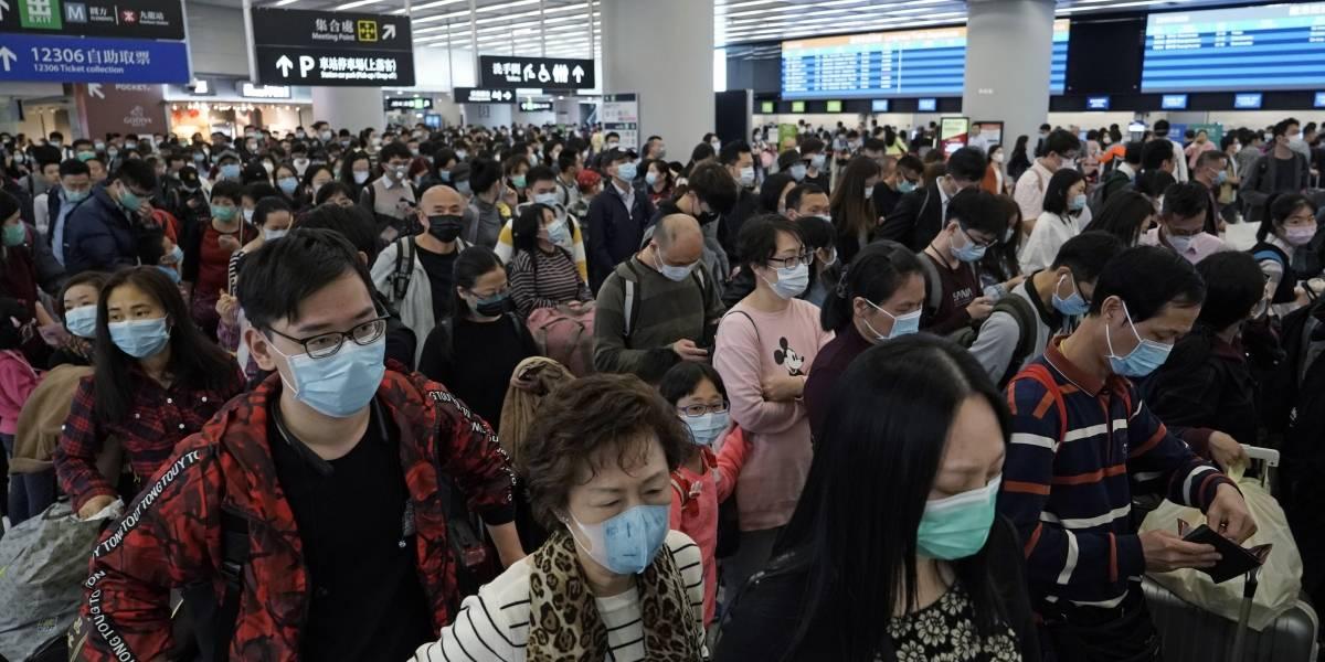 ¿Se puede contagiar de coronavirus por los envíos que hacen desde China?