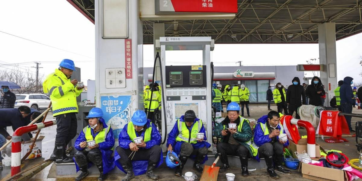 Nuevo virus de Wuhan es un riesgo para la debilitada economía global