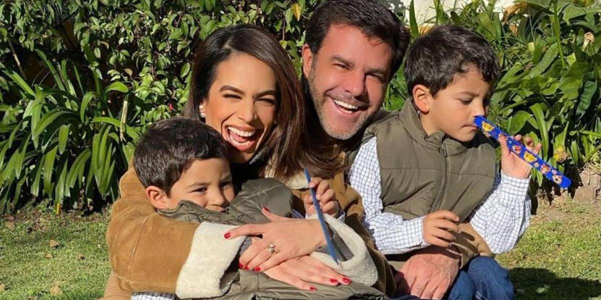 Conozca cinco parejas famosas que son padres de gemelos