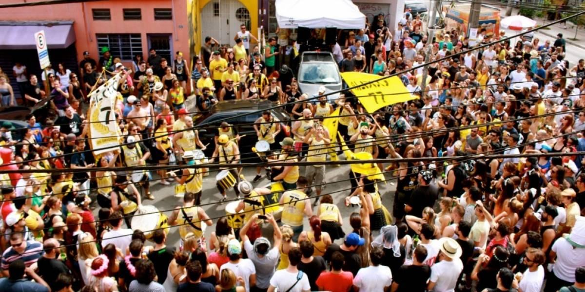 Carnaval em São Paulo: blocos de Pinheiros devem atrair 1 milhão de pessoas