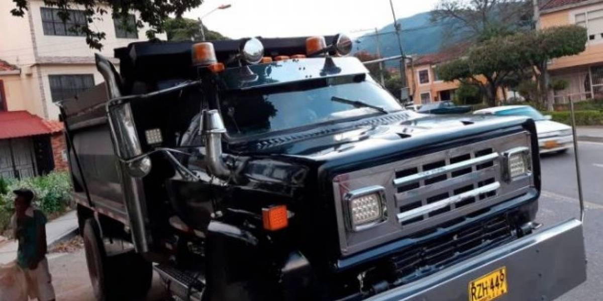 Volqueteros chocan con la Alcaldía de Bogotá por restricciones ambientales