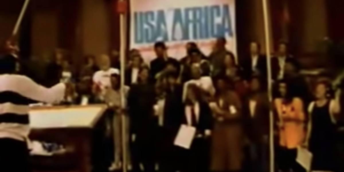 'We Are The World': Gravação que reuniu grandes nomes da música completa 35 anos