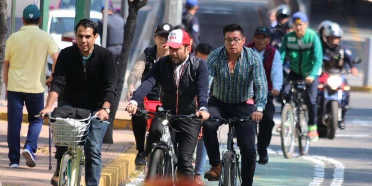 Alcaldía Miguel Hidalgo construirá 6 nuevas ciclovías