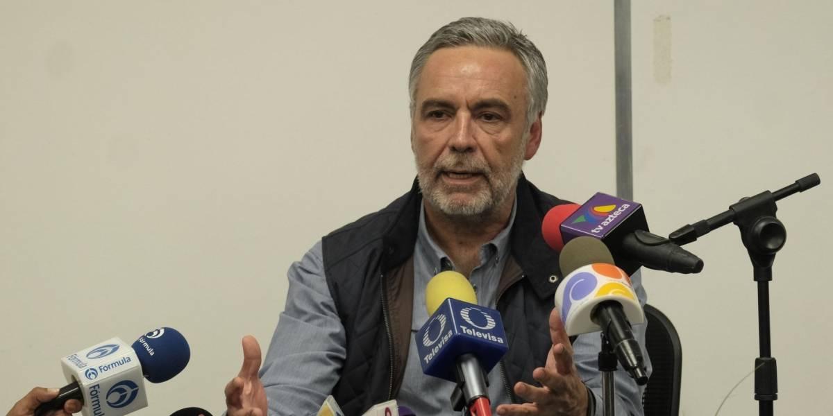 Ramírez Cuellar presenta agenda de trabajo de Morena
