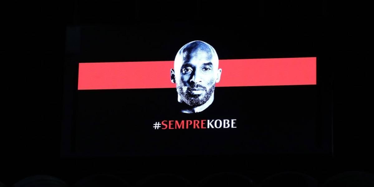 San Siro y el Milan recuerdan a Kobe Bryant