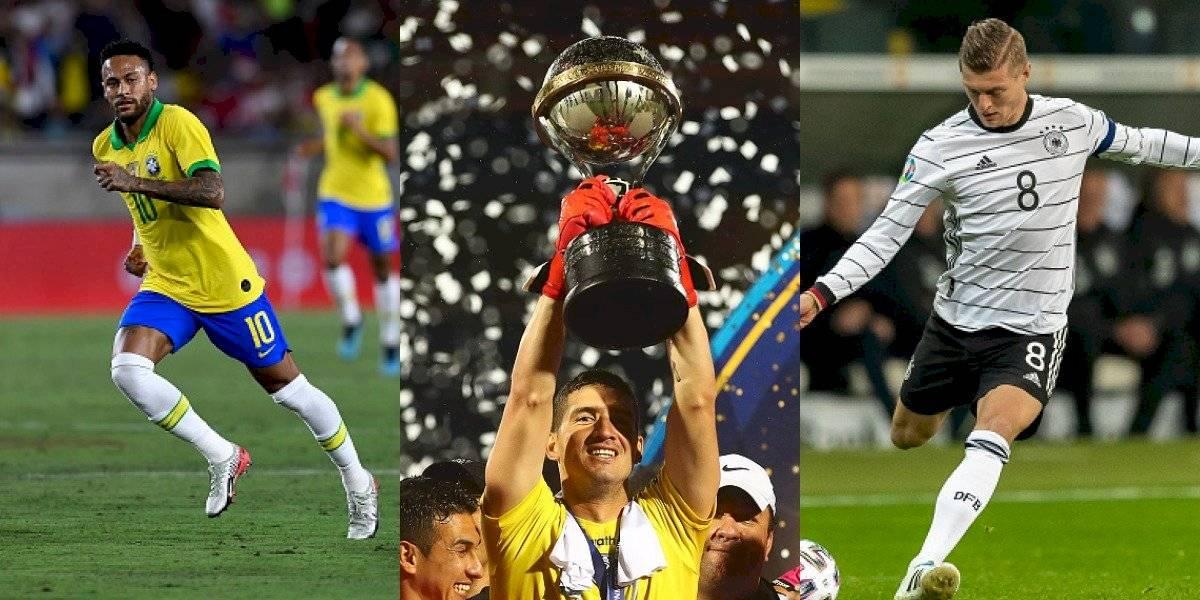Todos los partidos de la Copa Sudamericana y Eurocopa se podrán ver por DIRECTV