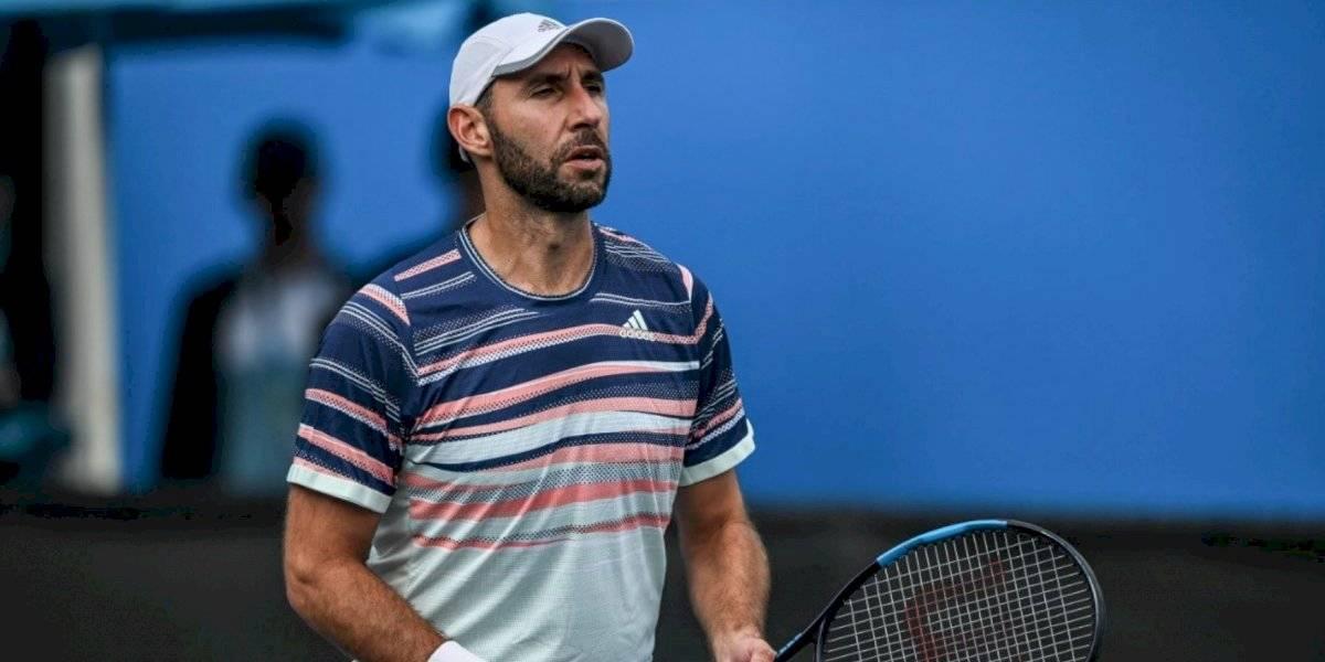 Mexicano Santiago González es eliminado del Australia Open