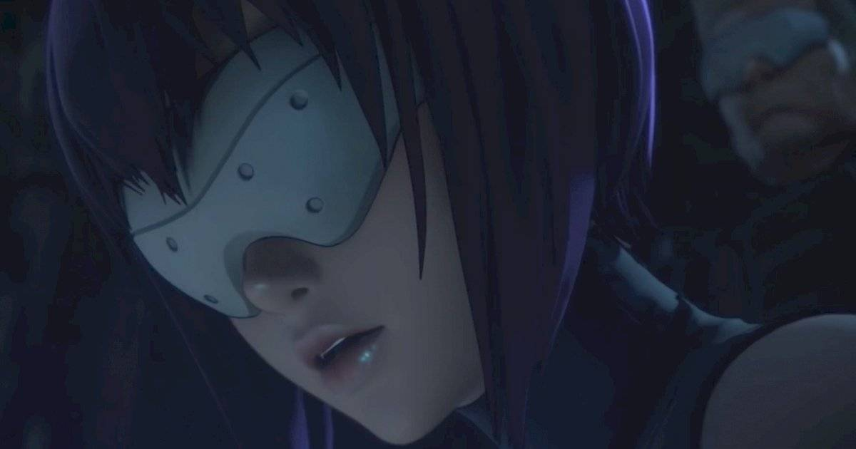 Ghost in the Shell: SAC_2045