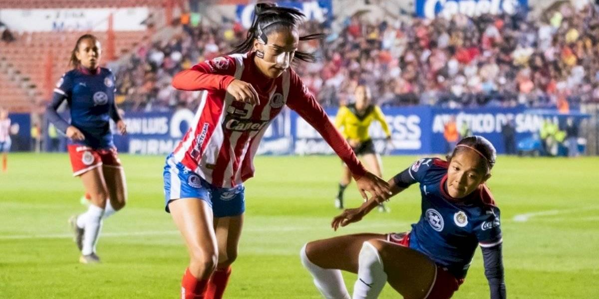 Chivas femenil consigue segundo triunfo consecutivo
