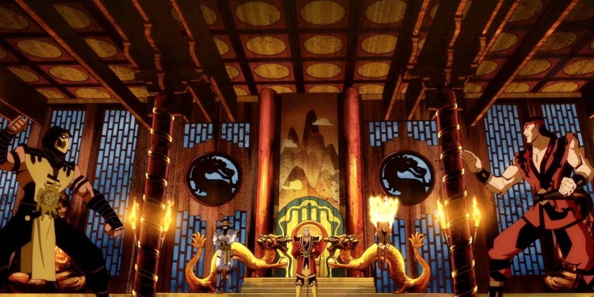 Mortal Kombat Legends: Se estrena tráiler de la película animada