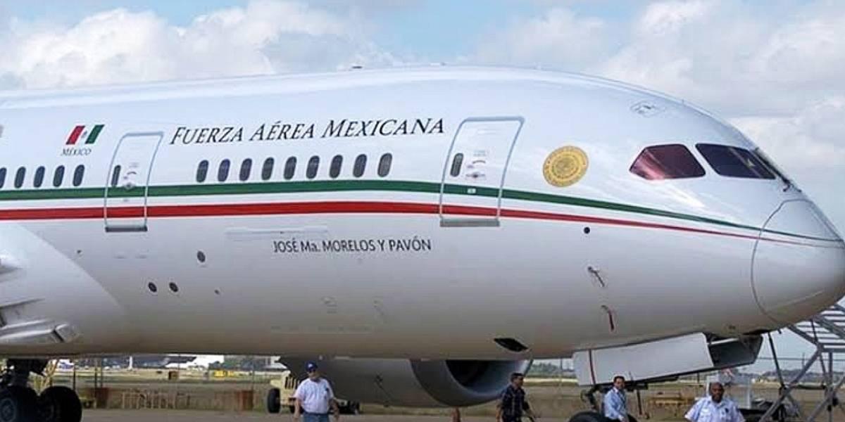 Cinco cosas que puedes hacer con el Avión Presidencial de México