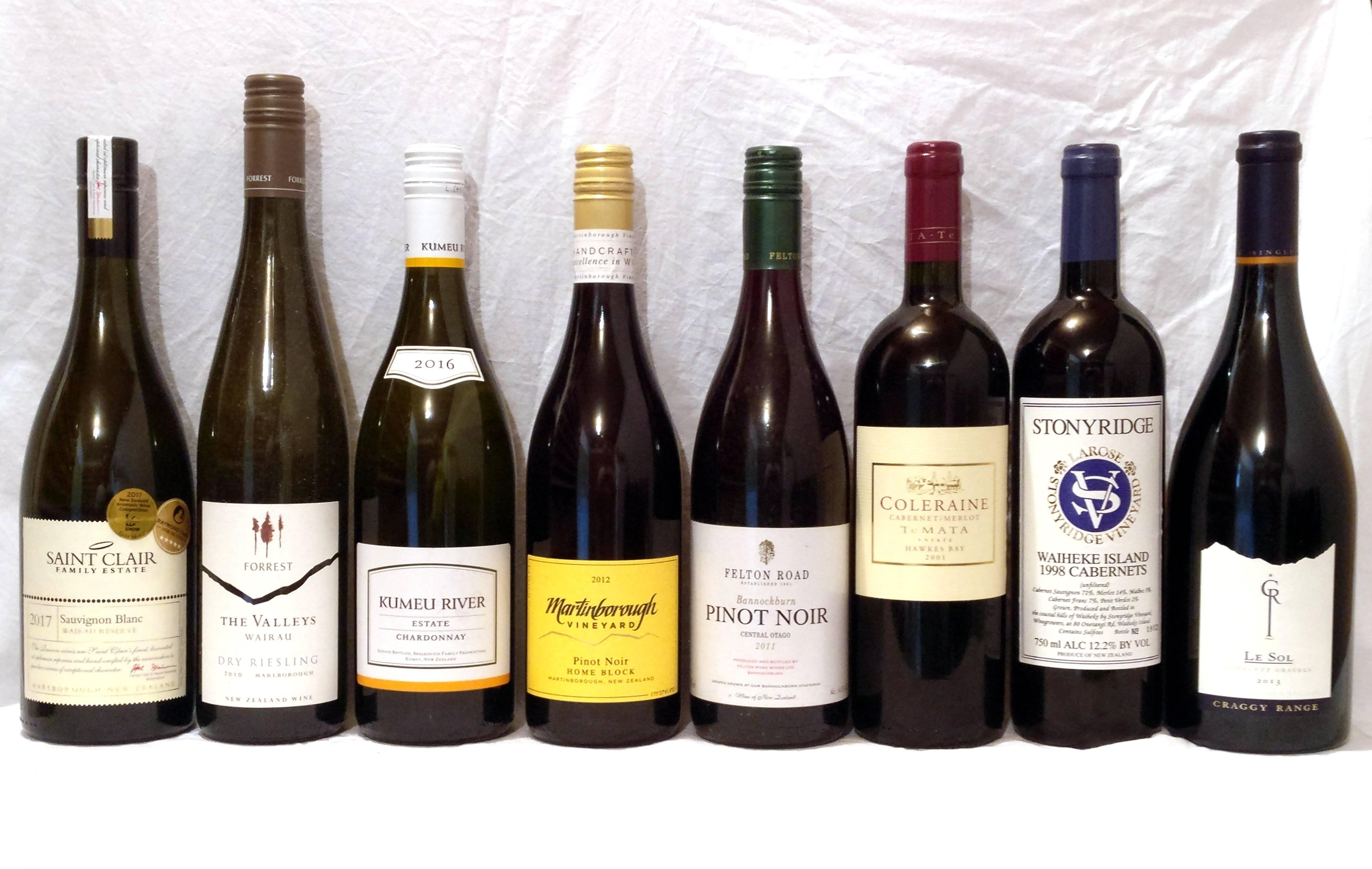 tipos de vinos en el mercado