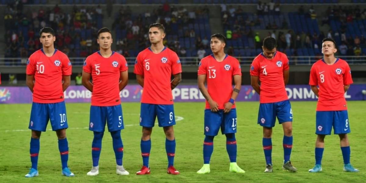 Calculadora de la fe: Solo un resultado le sirve a Chile para avanzar en el Preolímpico Sub 23