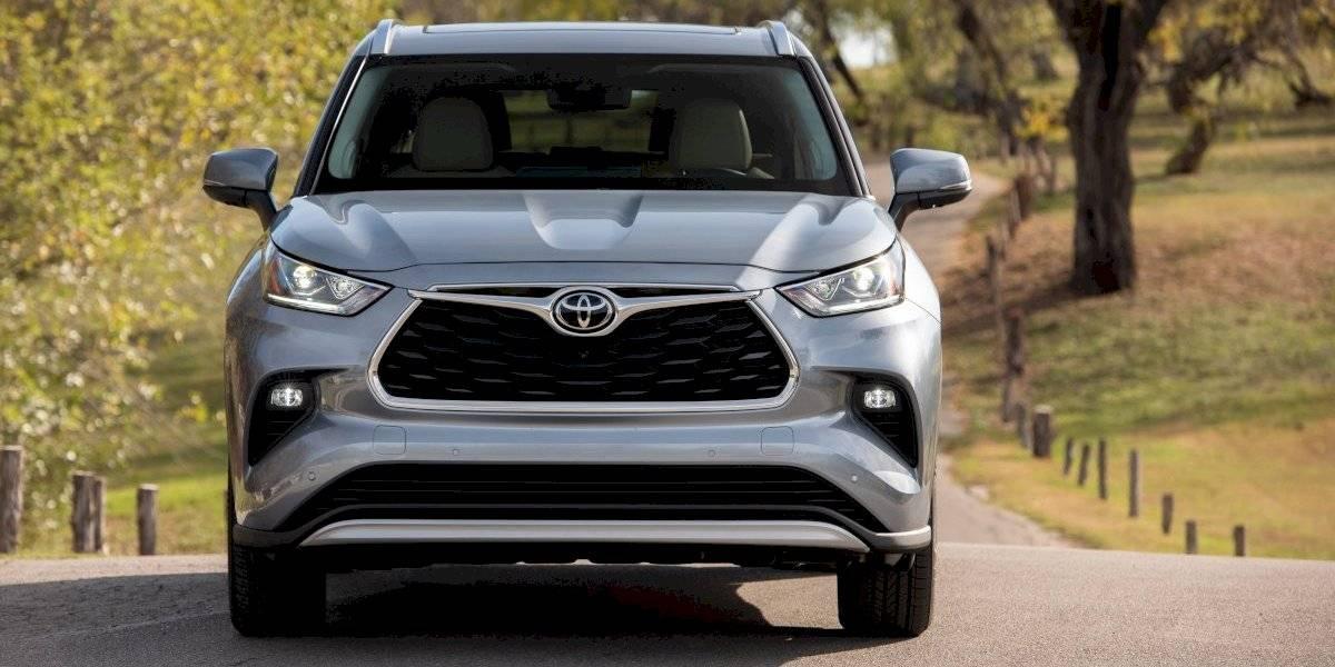 Llega la rediseñada Toyota Highlander  2020 a Puerto Rico