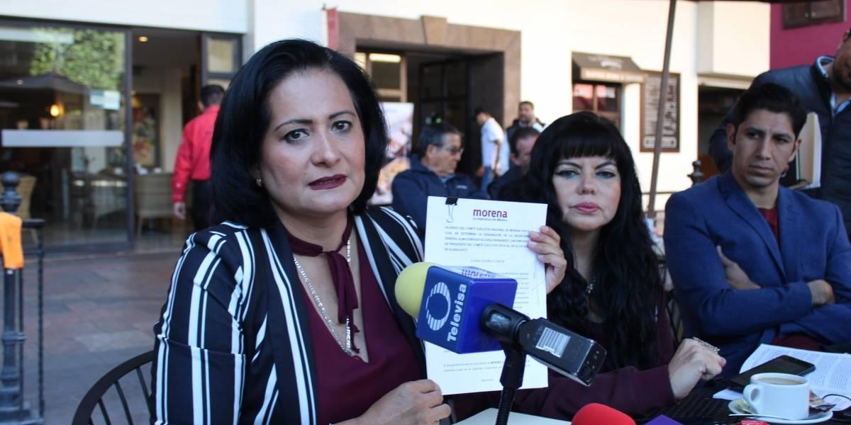 Morena exige iniciar juicio político contra gobernador de Guanajuato