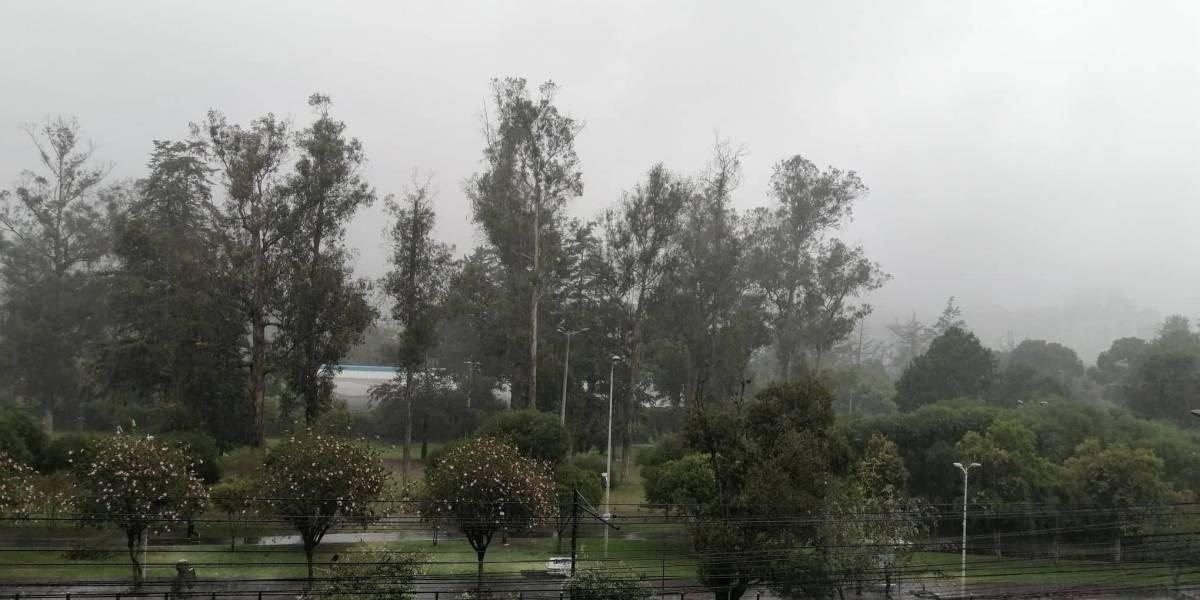 La lluvia y el frío nos da más sueño a causa del trastorno afectivo estacional