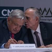 AMLO anuncia la salida de Alfonso Romo como jefe de la Oficina de la Presidencia