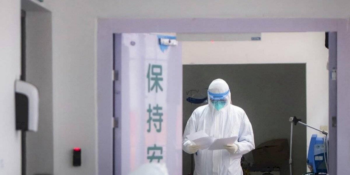 Se demoraron apenas 48 horas en tenerlo listo: China abre su primer hospital para combatir el coronavirus