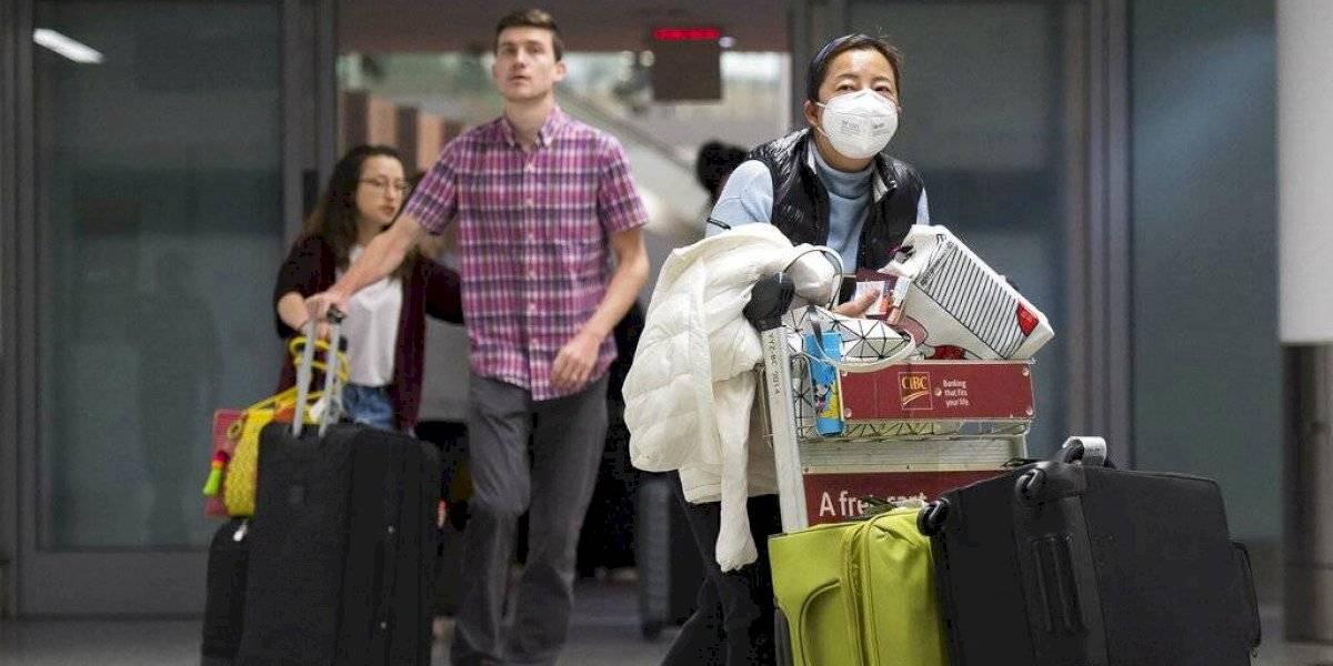 Aerolíneas cancelan vuelos a China por brote de coronavirus