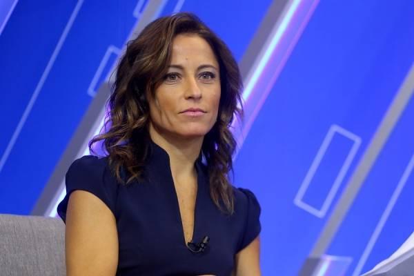 Así con la grúa de la TV: Constanza Santa María regresa a TVN y conducirá noticiero central con Iván Núñez