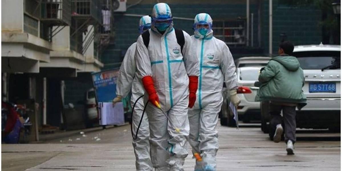 Aumenta a casi 6 mil casos contagios de coronavirus en el mundo