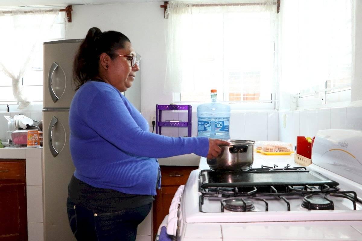 Las mamás SOS relataron a Publimetro que aprendieron a convivir con niños que arrastran experiencias dolorosas Ángel Cruz