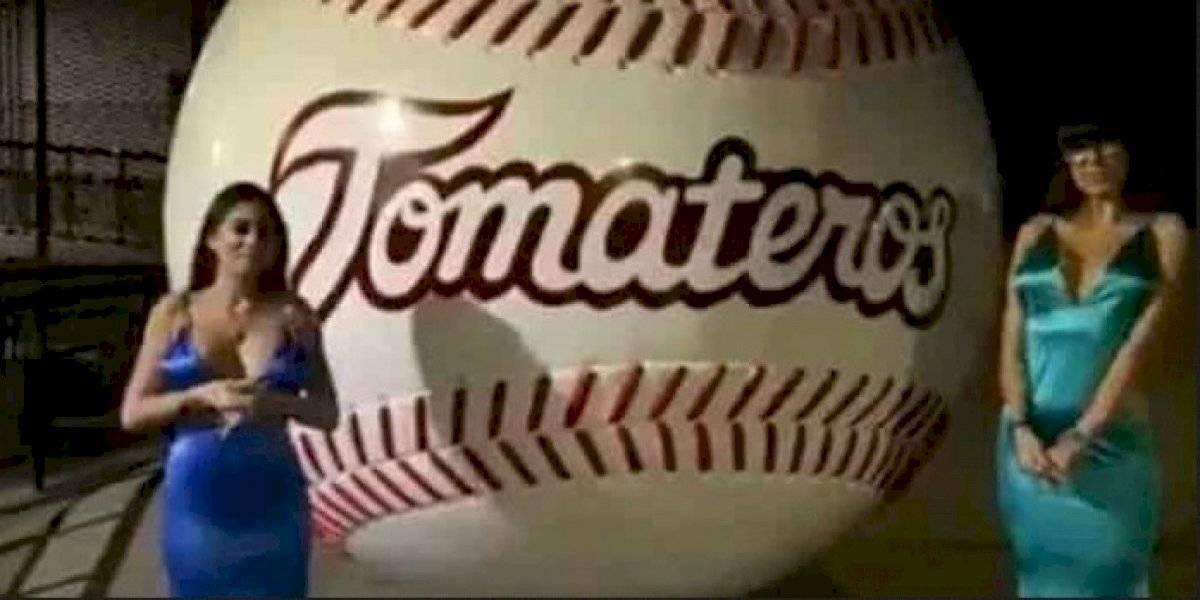 Actrices porno se desnudan para felicitar a Tomateros