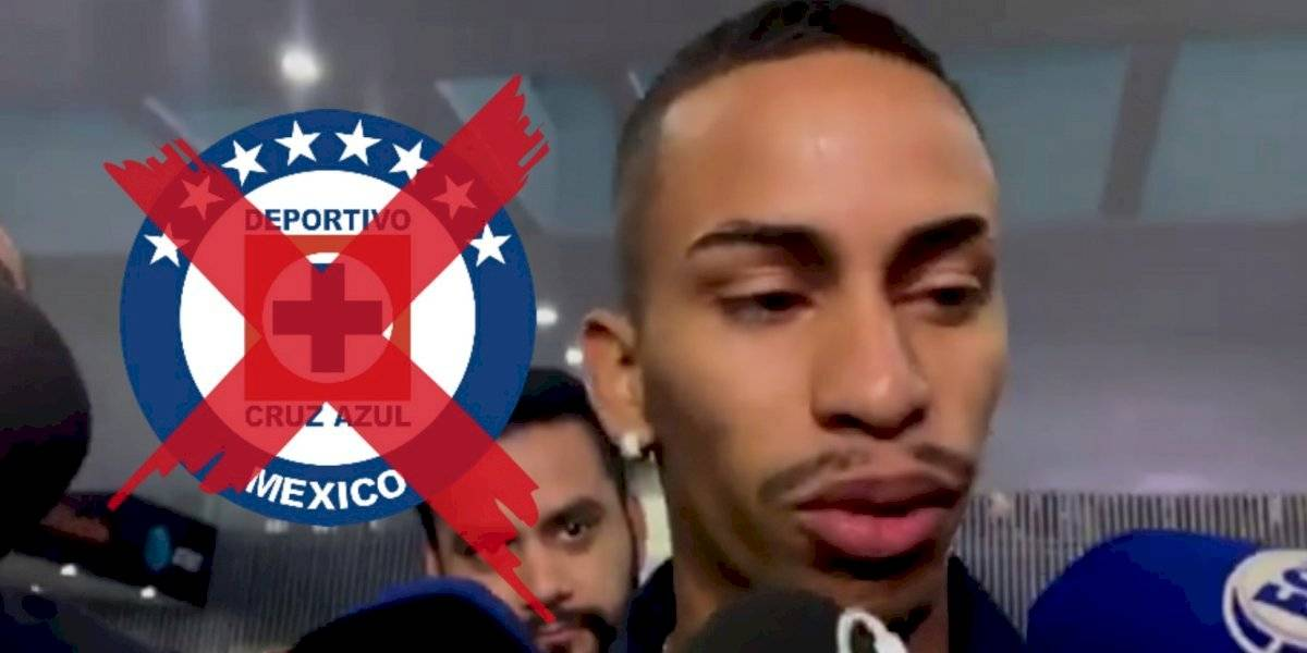 Paulinho no pasa exámenes médicos con Cruz Azul; fichaje se cae