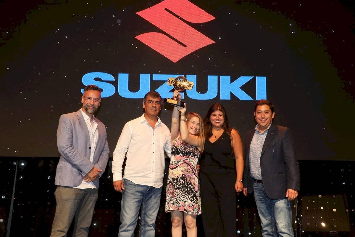Suzuki, Mayor Venta de Pasajeros