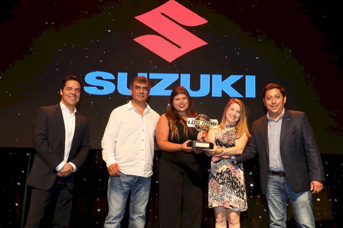 Suzuki, Mayor Venta en Marcas de origen japonés
