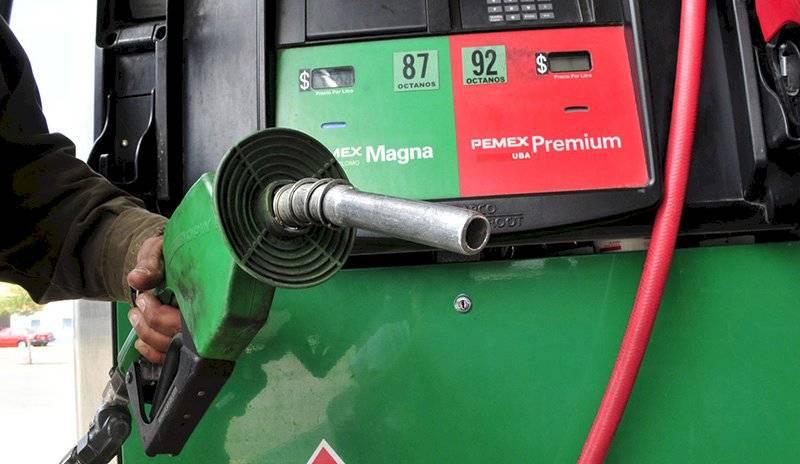 México gasolina robo