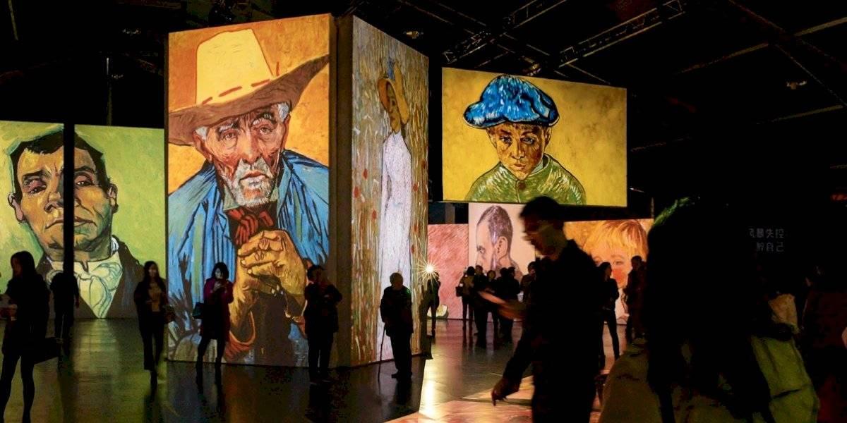 Se agotan boletos para febrero del Van Gogh Alive The Experience