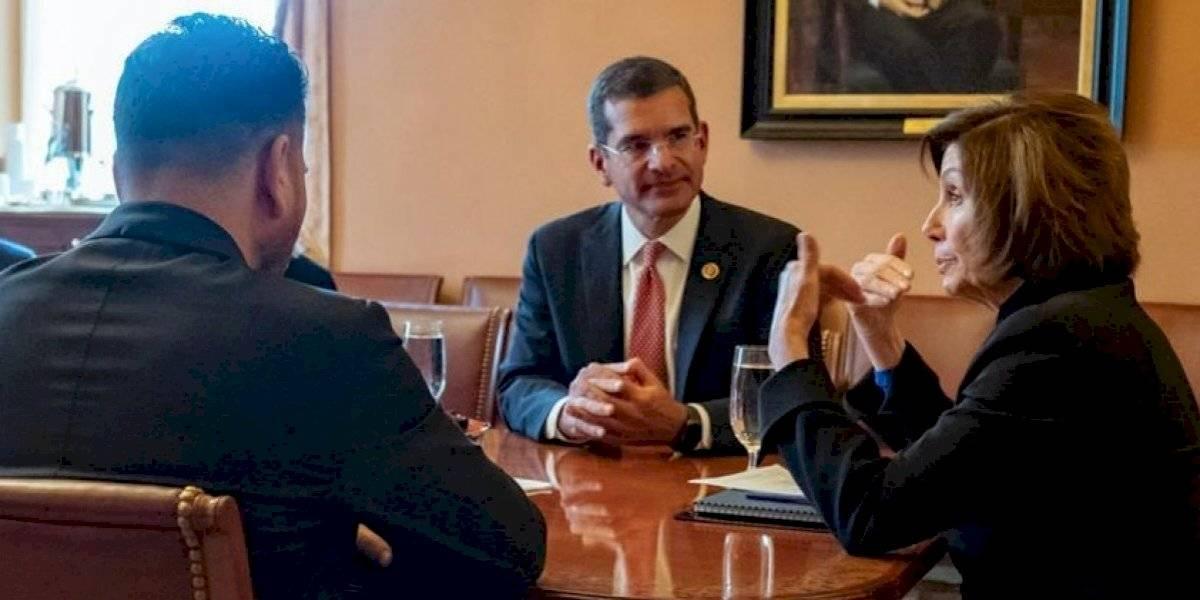 Pedro Pierluisi se reúne con congresistas en Washington