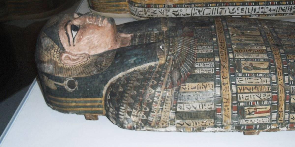 Investigación revela la terrible forma cómo murió una momia egipcia de 2.600 años