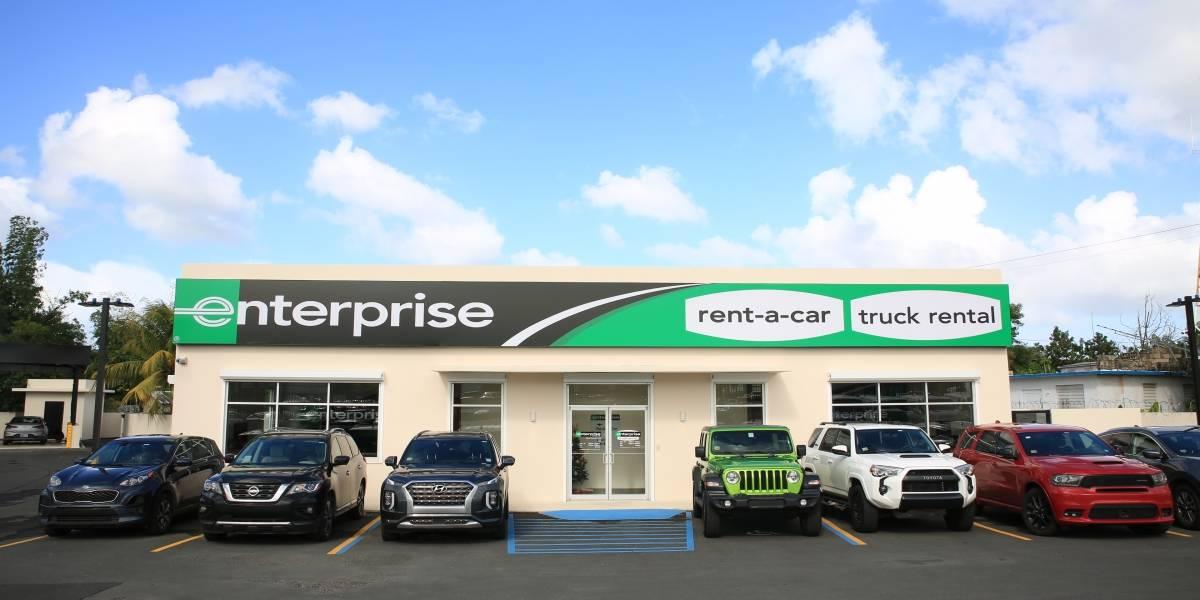 Empresa de alquiler de autos abre nuevo local en Puerto Rico