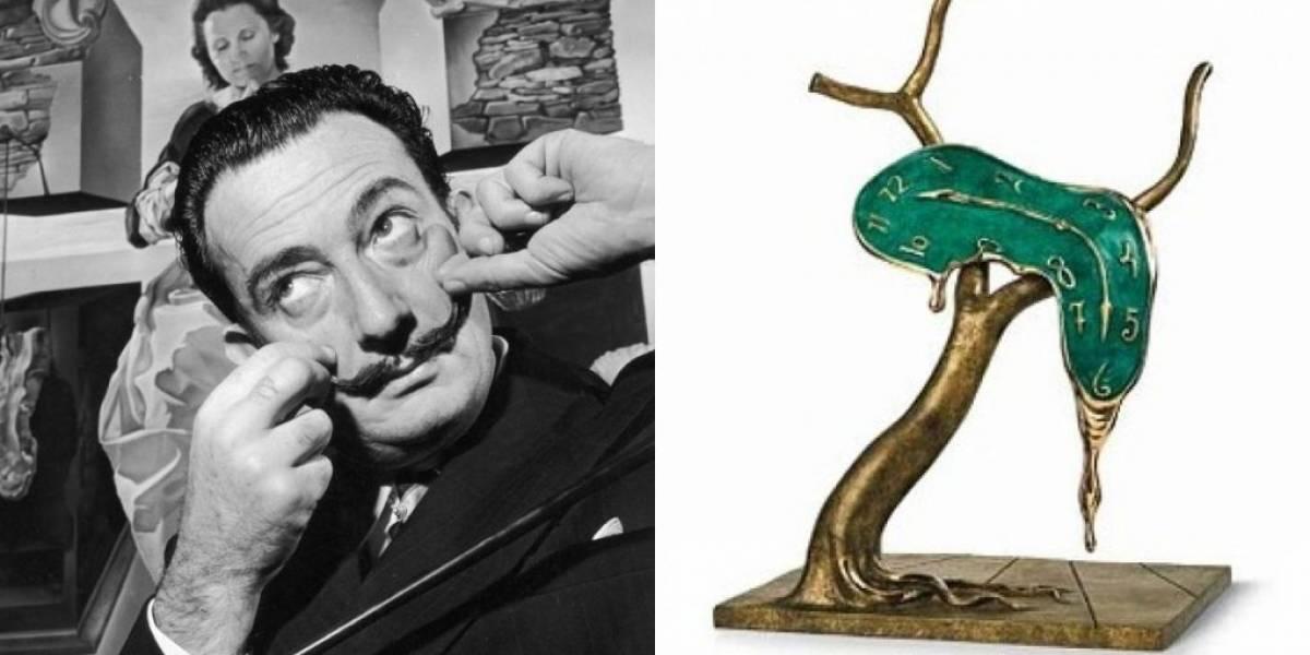 Obras de Salvador Dalí são roubadas de museu sueco