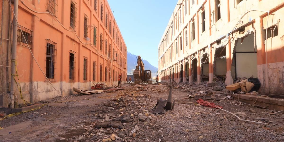 El Palacio de Justicia de Monterrey también será demolido