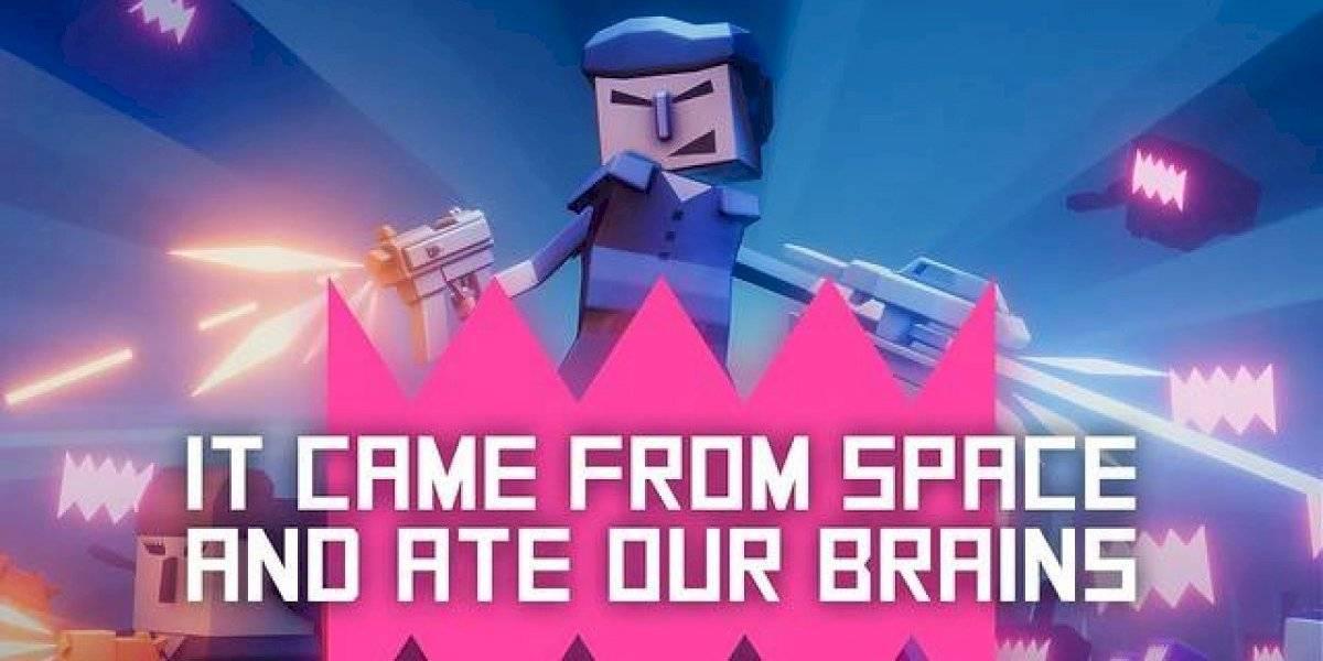 Game It Came From Space And Ate Our Brains chega nesta quinta-feira para PS4