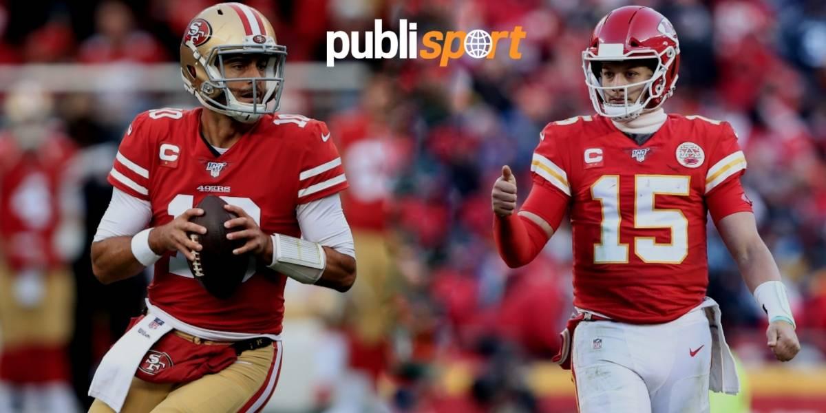 49ers vs. Chiefs, ¿dónde y a qué hora ver el Super Bowl LIV?