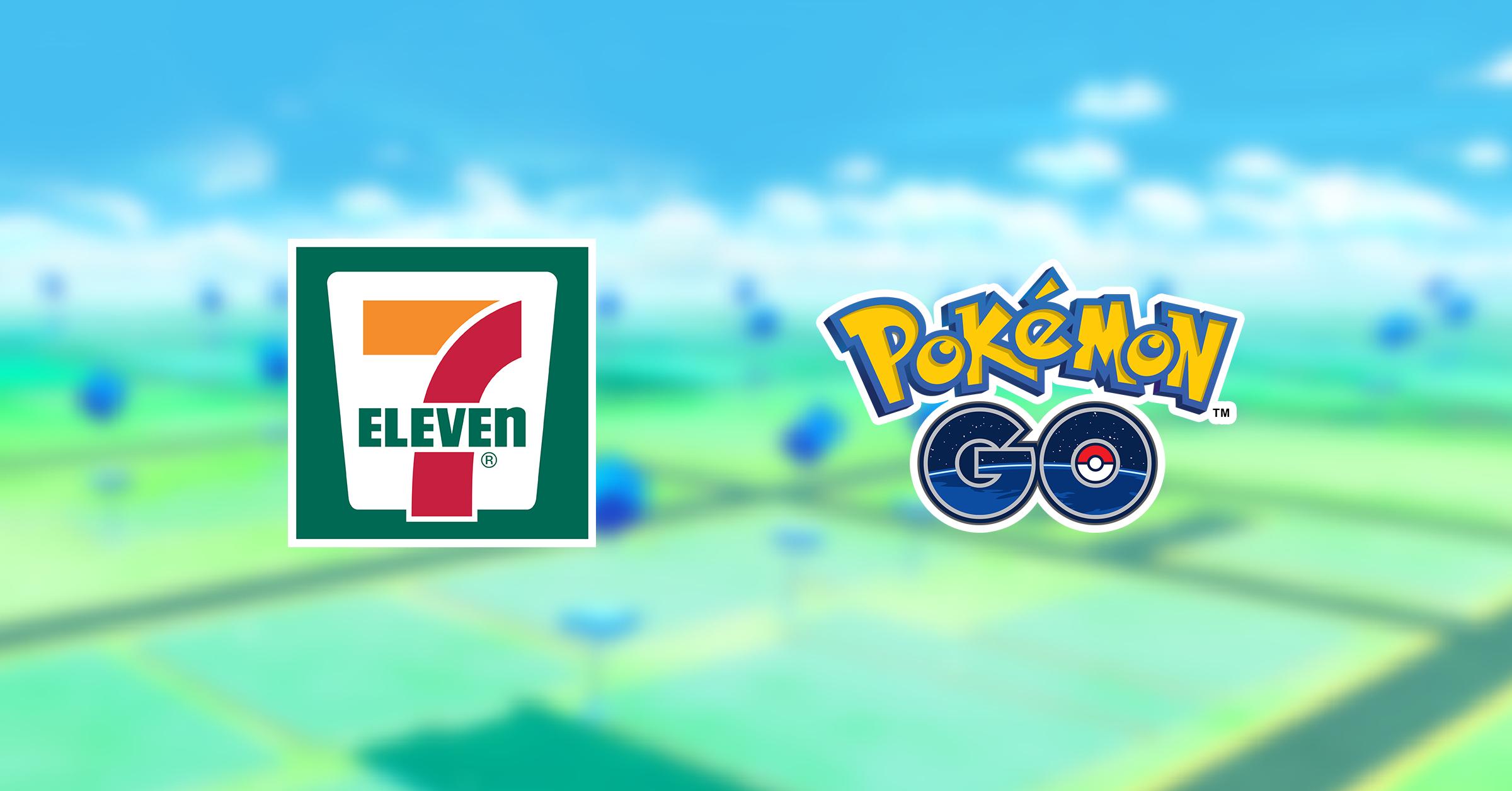 Pokémon GO 7-Eleven