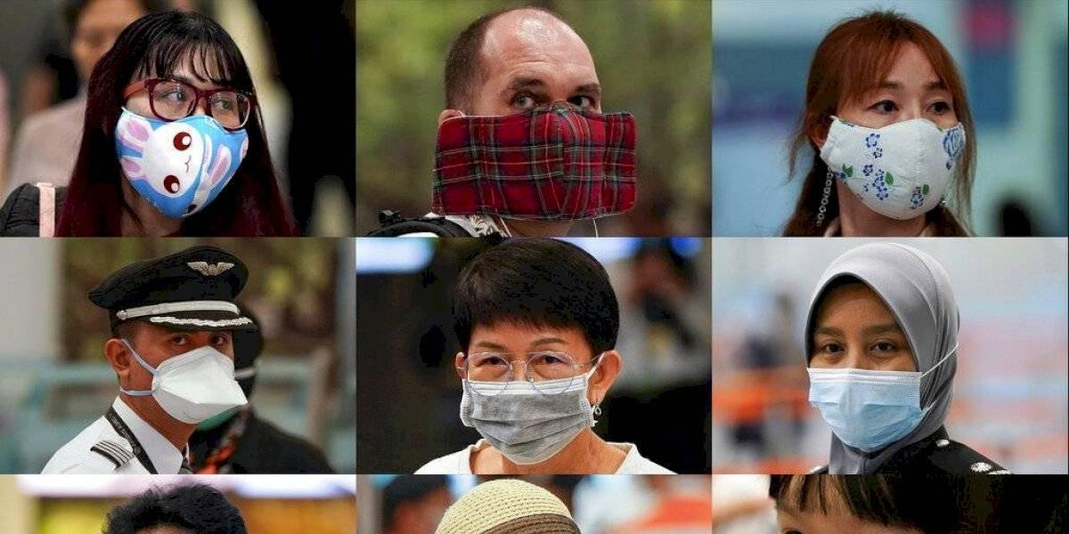 ¿Protegen las mascarillas contra el coronavirus?