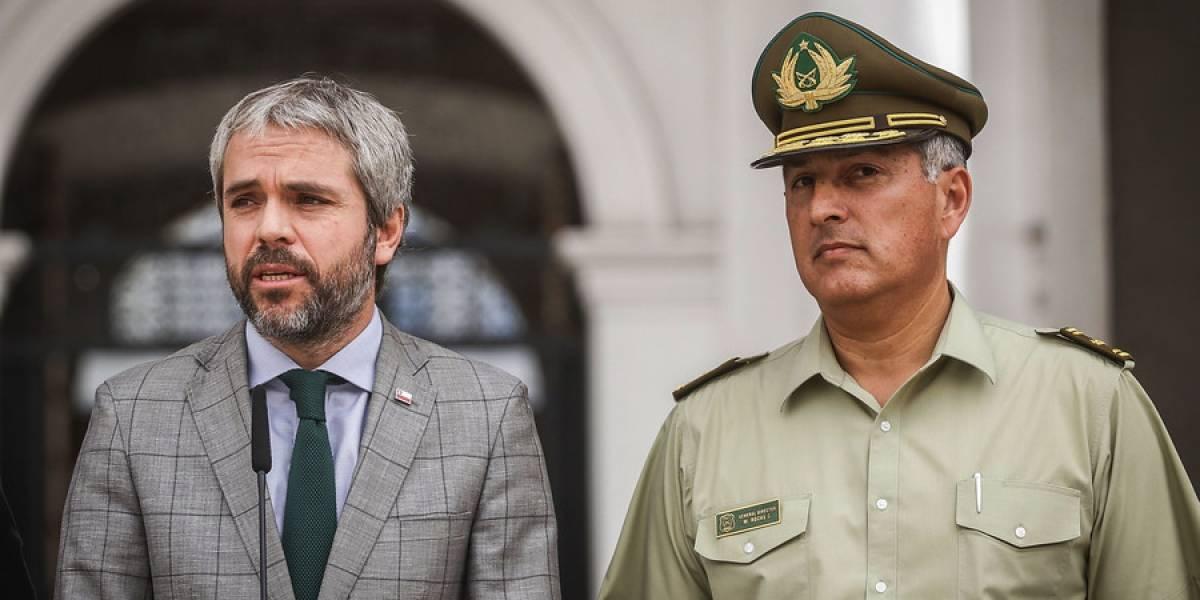 Frente Amplio ultima detalles de acusación contra ministro Blumel