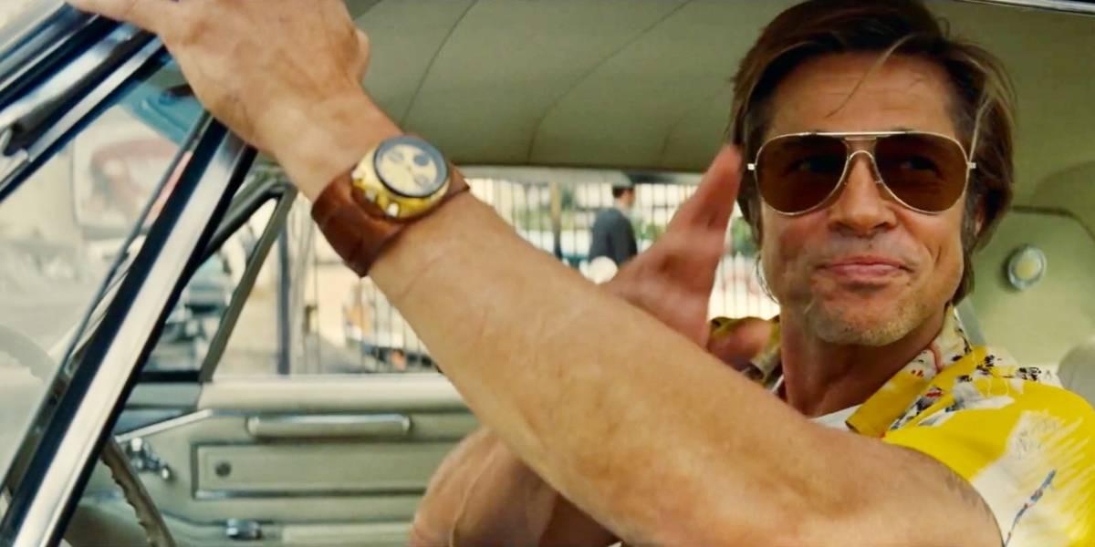 ¿Brad Pitt era quien conducía en Érase una vez en Hollywood?