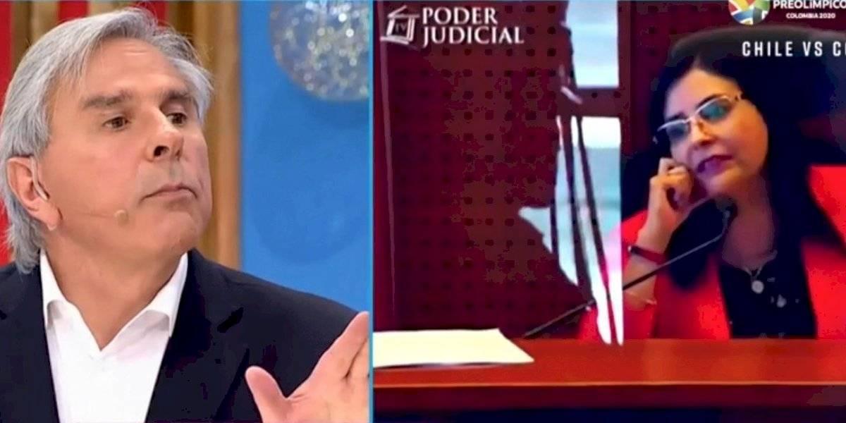 """""""Las resoluciones judiciales hay que respetarlas"""": Moreira respalda a jueza tras muerte de hincha atropellado por Carabineros"""