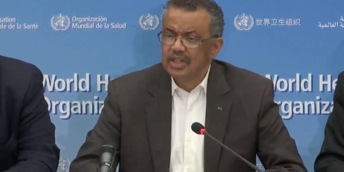 OMS declara alerta mundial por coronavirus
